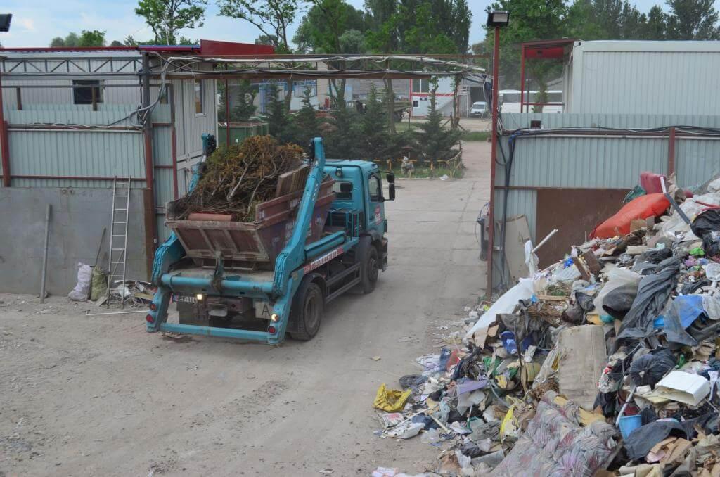 zöldhulladék elszállítása XIX. kerület Határ út